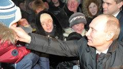 Путин не видит смысла усиливать охрану