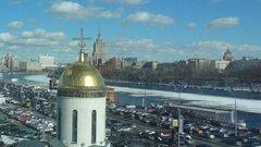 25 февраля стало самым холодным зимним днем в Москве