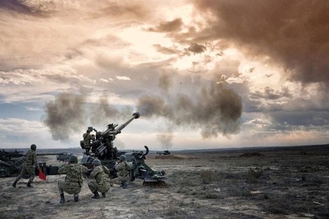 армия Турции/Сирия