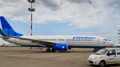 Двух пьяных пилотов «Победы» сняли с рейса в Сургуте