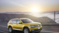 Volkswagen привезет в Россию свой самый большой кроссовер