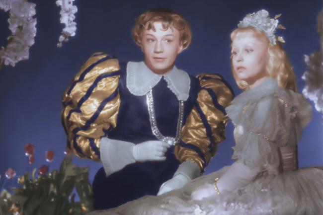 Золушка (цветная версия) 1947