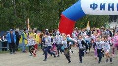 Более 1500 зауральцев приняли участие в кроссе нации