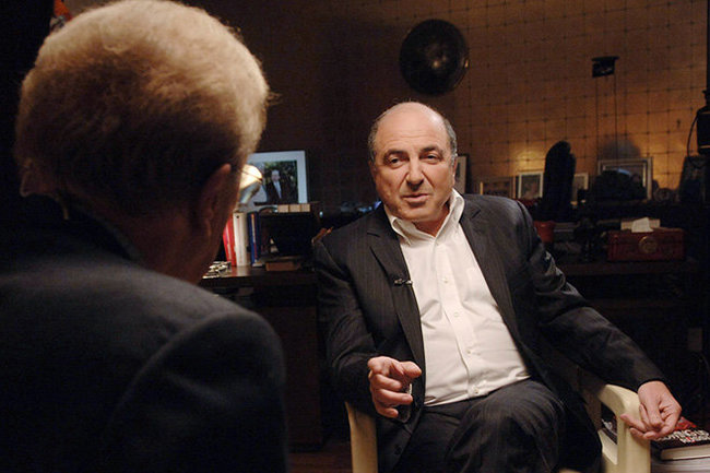 Чайка: Березовский поплатился жизнью, когда решил вернуться на отчизну
