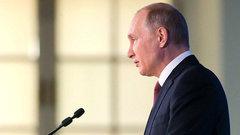 Белковский назвал соперника, которого не сможет победить Путин