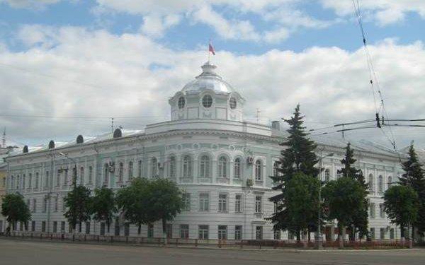 Здание правительства Твери