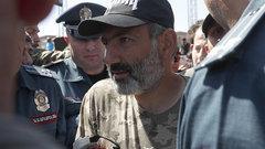 Встреча Пашиняна с врио премьер-министра Армении отменена