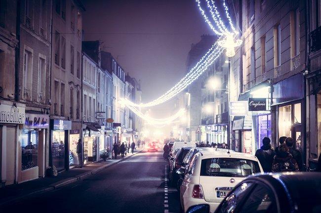 Франция улицы