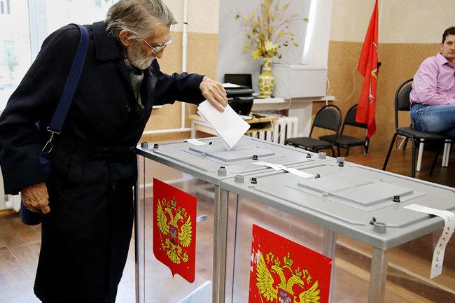 ЦИК: число избирателей заполгода сократилась наполмиллиона человек