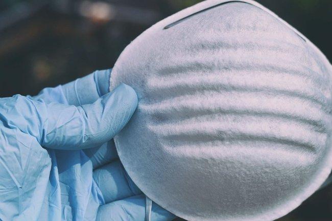 маска масочный режим вирус коронавирус пандемия