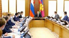 Губернатор Краснодарского края пригрозил уволить виновных в срыве сроков строительства соцобъектов