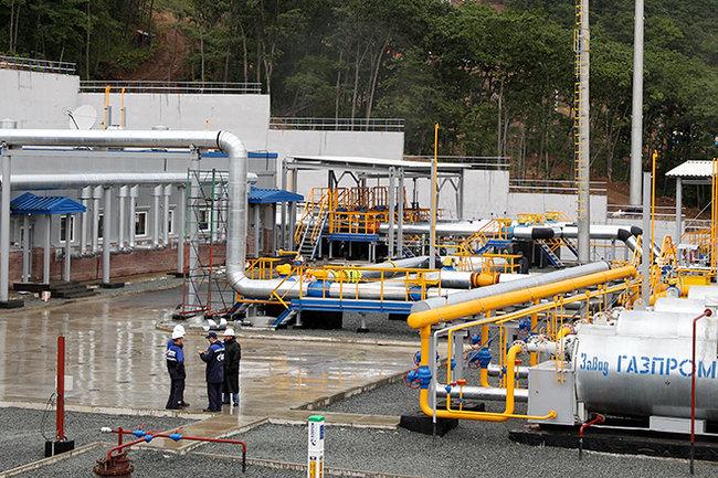 газпром трубопровод