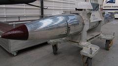 ВВС США активизировали испытания проникающей в землю ядерной бомбы
