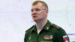 Конашенков вступился за «Адмирала Кузнецова» перед британским министром обороны