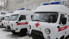 В Ульяновскую область доставили автомобили скорой помощи от Медведева