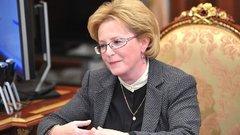 Вероника Скворцова напомнила о важности профилактики инсульта