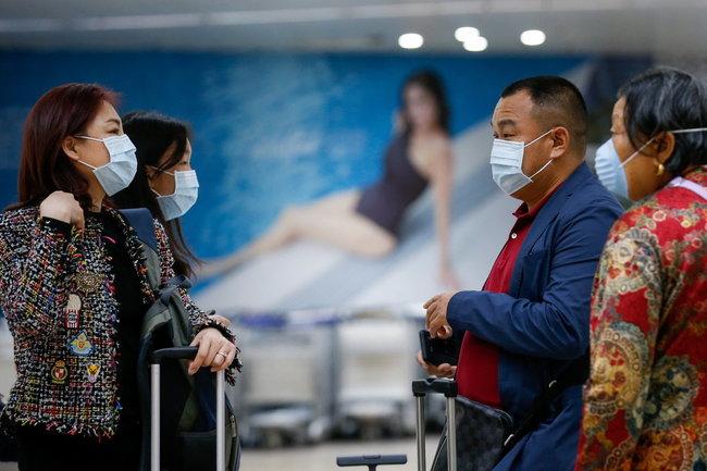 Китай коронавирус вирус