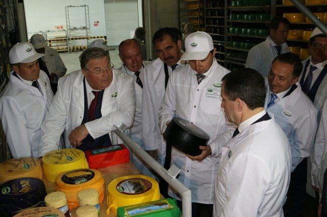Агропром Мордовии: современные технологии на службе традиционной отрасли