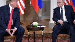 Путин и Трамп встали на защиту встречи в Хельсинки