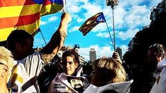 Каталония восстала из-за приговоров борцам за независимость