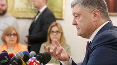Порошенко наградил родственницу заизучение русского языка