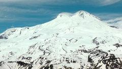 На Эльбрусе заблудились семеро альпинистов