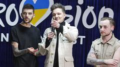 Украину на «Евровидении-2017» представит группа O.Torvald