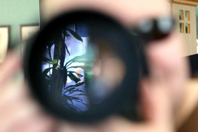 журналист камера