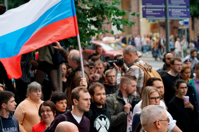 Мосгорсуд выборы кандидаты регистрация митинг