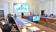 Губернатор Новосибирской области вручил знаки отличия «За материнскую доблесть»