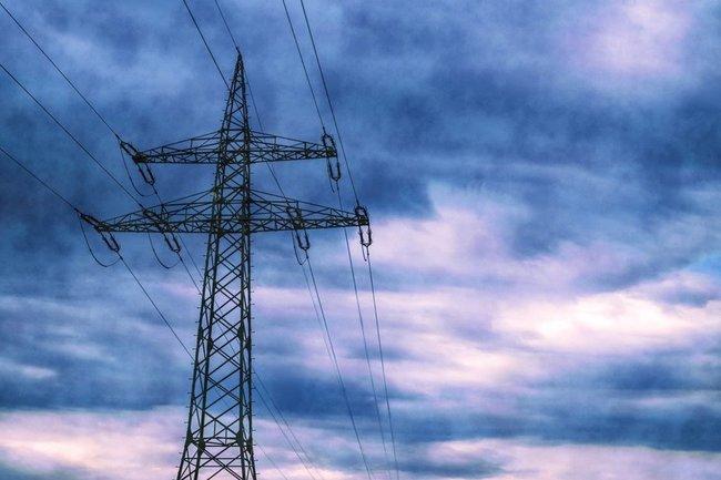 ЛЭП линия электропередач энергетика