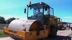 В Рыбинске грейдируют дороги частного сектора