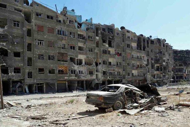 ВМинобороны поведали, где вСирии остались очаги сопротивления ИГИЛ