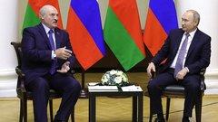 Батька прилетел к Путину поговорить об интеграции