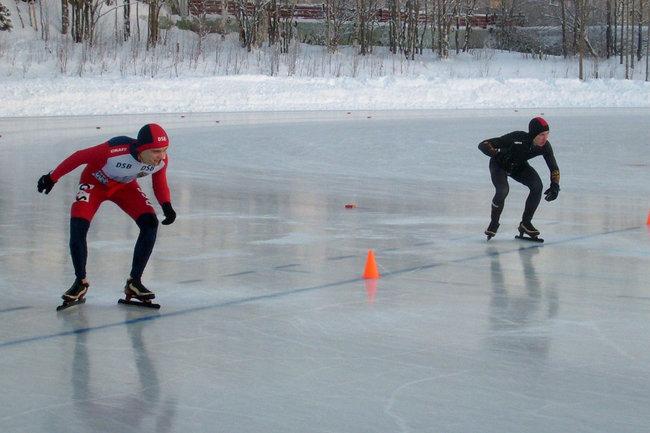 В Оленегорске проведут соревнования по конькобежному спорту
