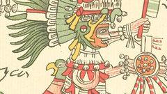 Мексиканские археологи нашли место рождения главного бога ацтеков Уицилопочтли