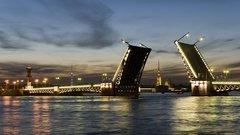 «Алые паруса» в Санкт-Петербурге собрали 45 тыс. выпускников