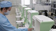 Для тюменских больниц закупят 16 аппаратов ИВЛ