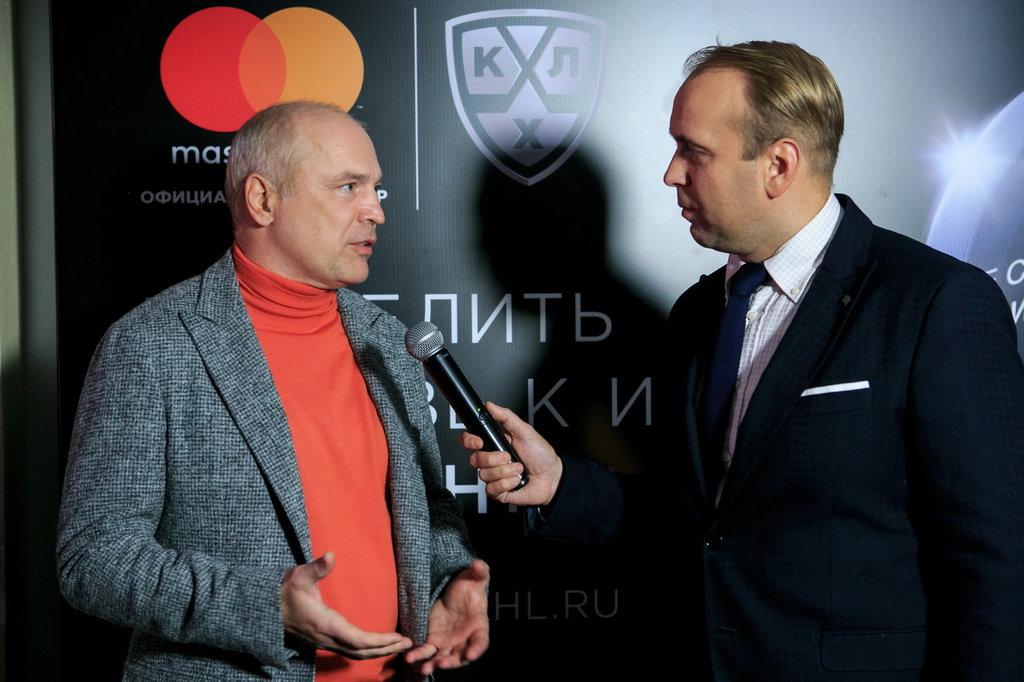 Виталий Прохоров и Денис Казанский