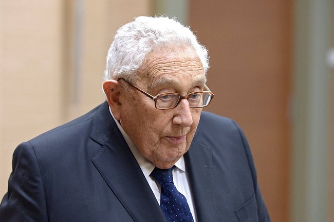 Генри Киссинджер