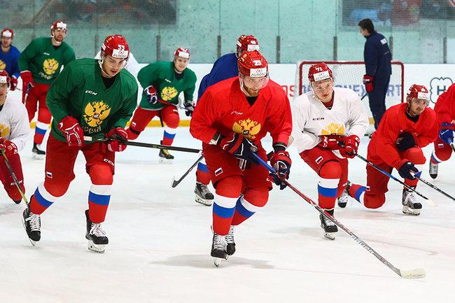 Олимпийская сборная по хоккею 2018 что это такое