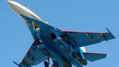 Еще минус один: На Украине разбился очередной Су-27