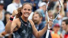 Теннисистка Касаткина вышла в финал турнира в Индиан-Уэллсе