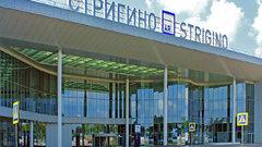 Имя Валерия Чкалова появилось на здании нижегородского аэропорта