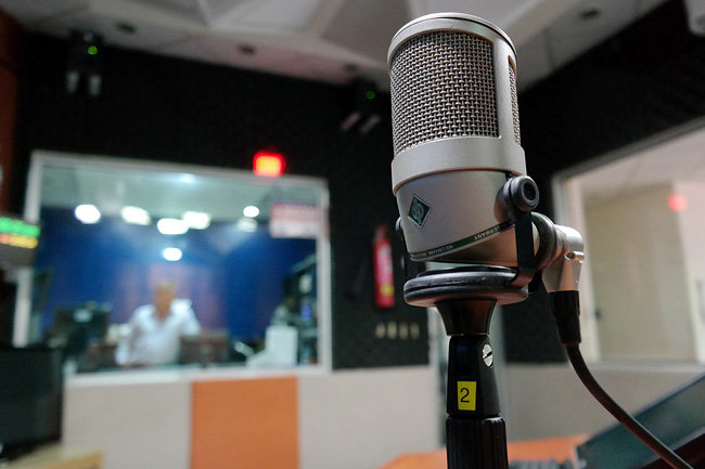 Обезвоженный Крым продолжает бороться с украинским радиосигналом