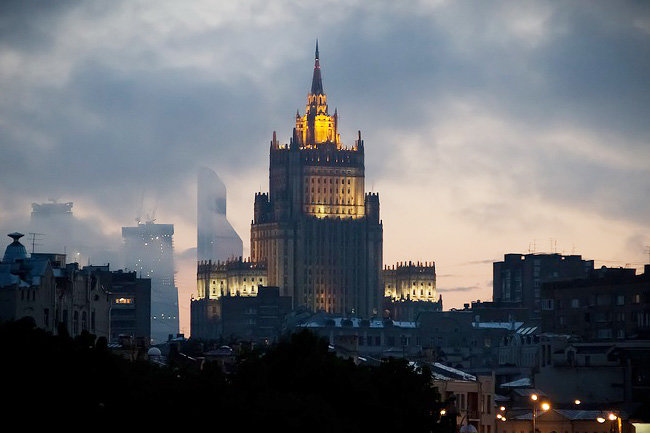 МИД Москва