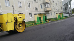 В Биробиджане отремонтируют придомовые территории