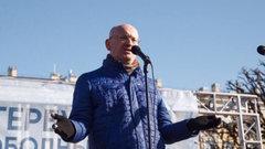 Жители Петербурга отказались финансировать лечение депутата-дебошира Резника