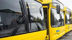 В Тюмени изменится режим работы общественного транспорта в майские праздники