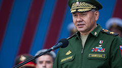 Шойгу ответил на обвинения главы Пентагона в подрыве Россией мирового порядка